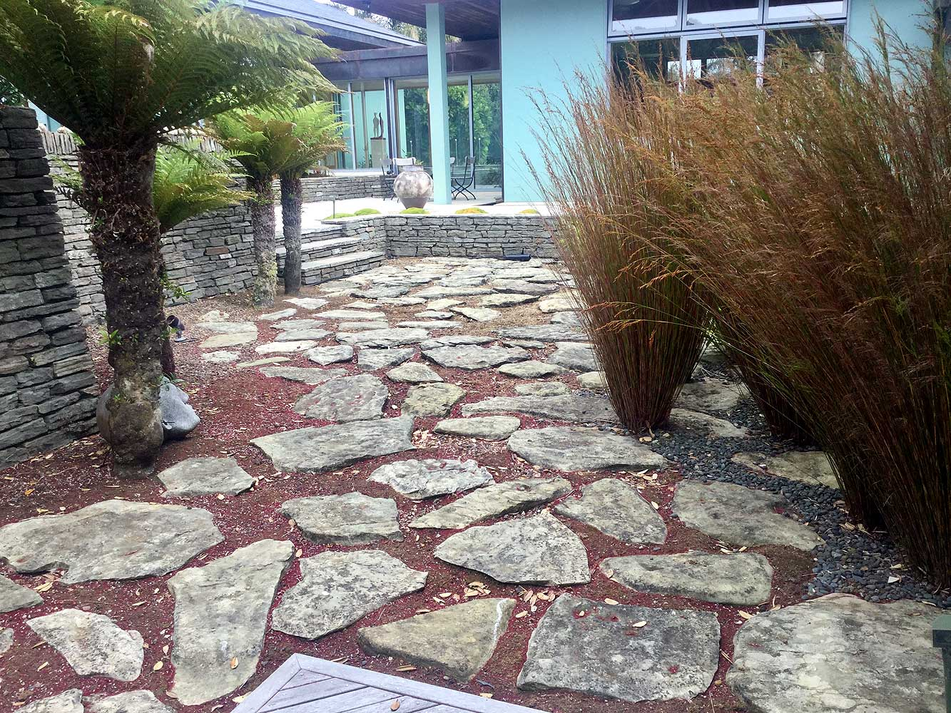 Anthony Paul landscape Design New Zealand